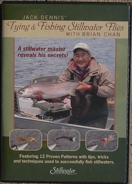 Tying & Fishing Stillwater Flies with Brian Chan