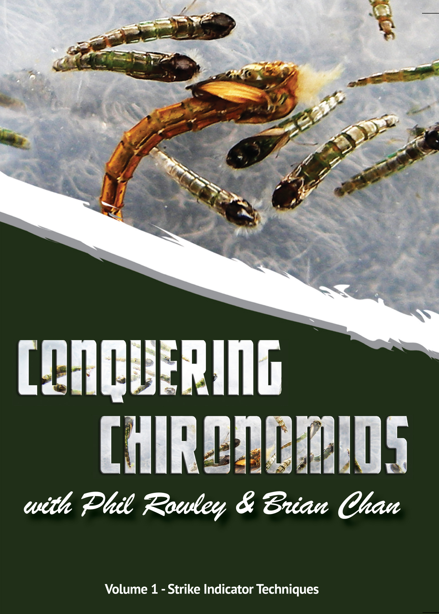 Conquering Chironomids Volume I - Click Image to Close