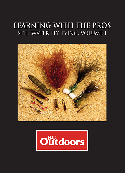 Learning With The Pros: Stillwater Fly Tying DVD Volume 1