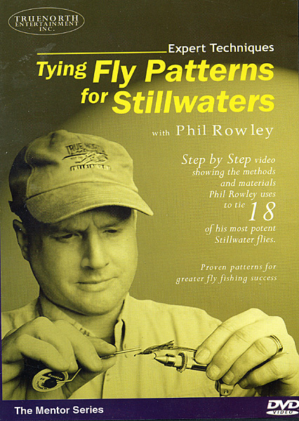 Tying Fly Patterns For Stillwaters