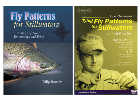 Fly Patterns for Stillwaters - Book & DVD