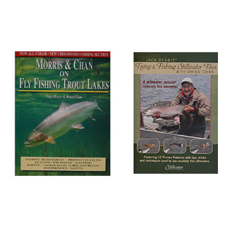 Morris and Chan Fly Fishing & Tying and Fishing - Book & DVD