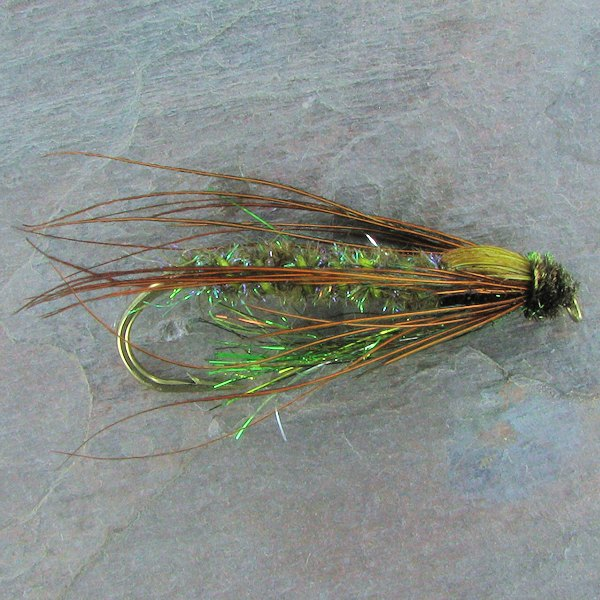 Stillwater Caddis Pupa